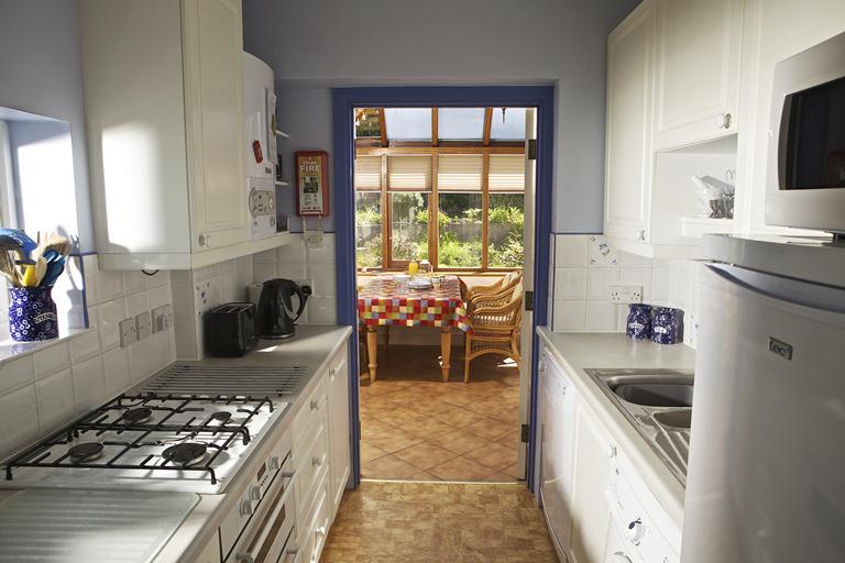 Kitchen Conservatory Glenthorne At Salcombe